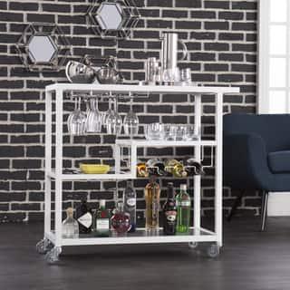 Holly & Martin Zephs White Bar Cart|https://ak1.ostkcdn.com/images/products/12040316/P18911476.jpg?impolicy=medium