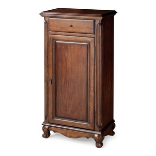 Butler Loomis Plantation Cherry Tall Door Chest