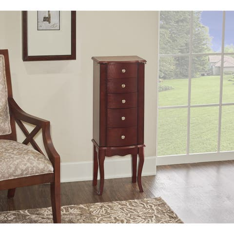 Powell Anders Jewelry Armoire