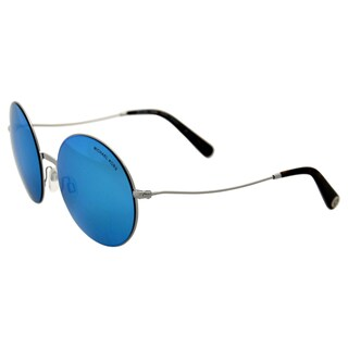 Michael Kors MK 5017 100125 Kendall II - Silver/Teal by Michael Kors for Women - 55-19-135 mm Sunglasses