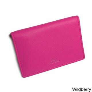 Royce Leather Slim ID/Credit Card Wallet
