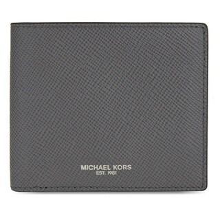 Michael Kors Harrison Grey Billfold Wallet