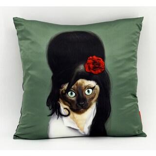 Empire Art Pets Rock 'Tattoo' Pillow