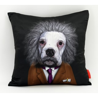 Empire Art Pets Rock 'Brain' Pillow Contemporary Unframed Art