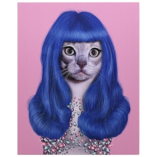 Empire Art Pets Rock 'Gurl' High-resolution Giclee Print
