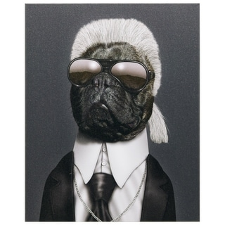 Empire Art Pets Rock 'Fashion' High-resolution Giclee Printed on Cotton Canvas