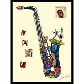 Empire Art All That Jazz Collage by Alex Zeng