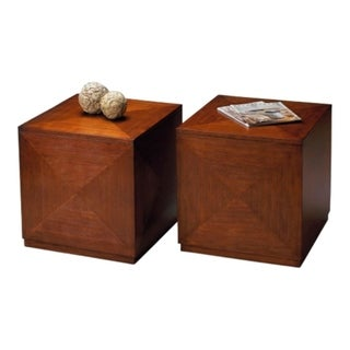 Butler Summerlin Chestnut Burl Bunching Cube