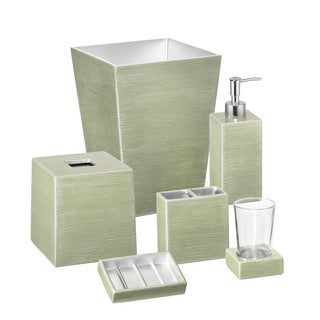 Mike & Ally Venetian Designer Hand Enamelled Bath Accessory Collection - Pieces Sold Separately