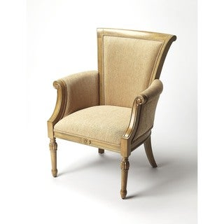 Butler Chiara Cappuccino Accent Chair