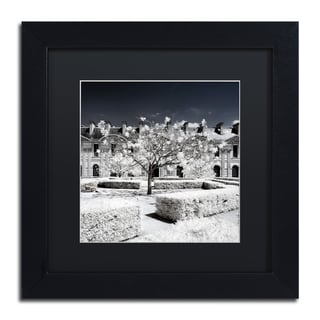 Philippe Hugonnard 'Another Look at Paris XX' Matted Framed Art