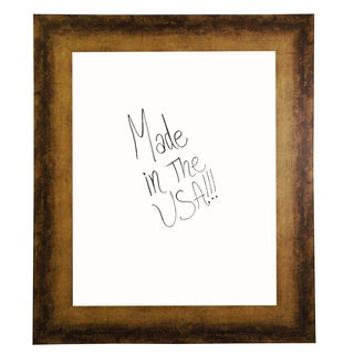 American Made Rayne Tarnished Bronze Dry Erase Board