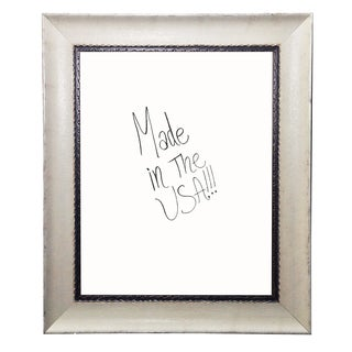American Made Rayne Jaded Ivory Dry Erase Board