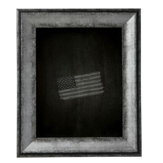 American Made Rayne Sterling Charcoal Blackboard/ Chalkboard