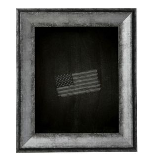 American Made Rayne Sterling Charcoal Blackboard/ Chalkboard