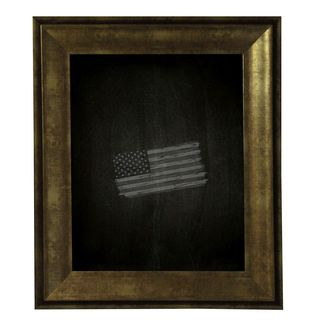 American Made Rayne Lustrous Champagne Blackboard/ Chalkboard