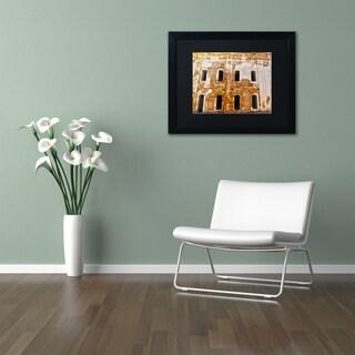 CATeyes 'Castillo San Felipe del Morro 5' Matted Framed Art