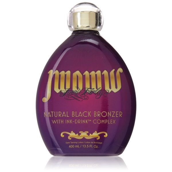 Jwoww 13 5 Ounce Natural Black Bronzer With Ink Drink