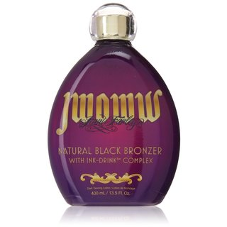 Jwoww 13.5-ounce Natural Black Bronzer with Ink-Drink Complex