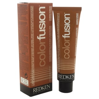 Redken Color Fusion Color Cream Natural Fashion # 6BC Brown/Copper Hair Color