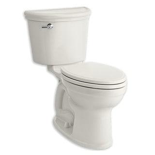 American Standard Retrospect Champion Pro White Porcelain Elongated Toilet