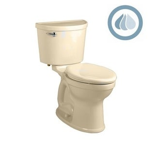 American Standard Champion Pro Bone Porcelain Elongated Toilet