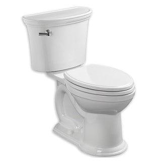 American Standard Heritage Vormax Rhel 205AA.104.020 White Porcelain L/Seat Combo Toilet