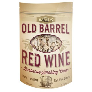 Old Barrel Red Wine Barbecue Smoking Chips