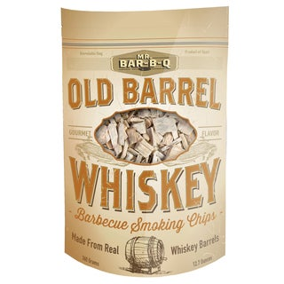 Old Barrel Whiskey Barbecue Smoking Chips