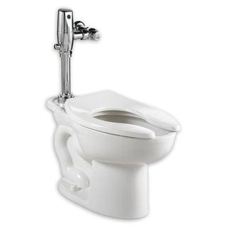 American Standard Madera White Porcelain 2-piece Toilet