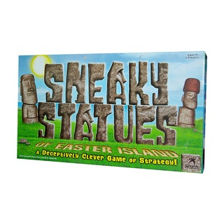 Maranda Enterprises LLC Sneaky Statues of Easter Island