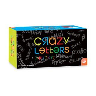 Mindware Crazy Letters