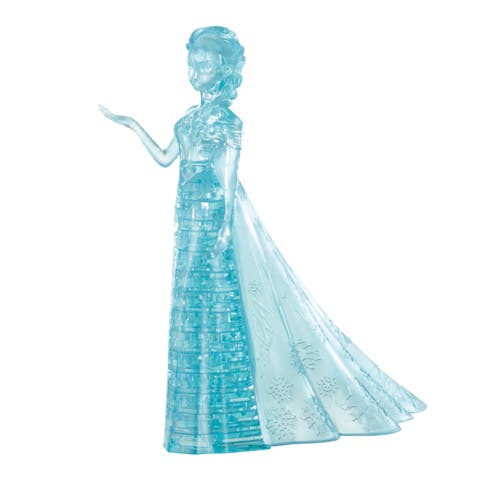 Bepuzzled Disney Elsa 32-piece 3D Crystal Puzzle