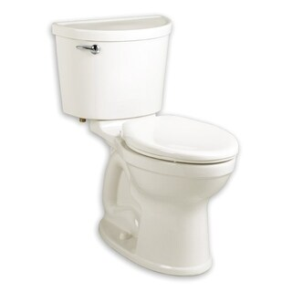 American Standard Champion 211CA.104.020 White Porcelain 30.25 inch x 19 inch x 29.375 inch Elongated 2-piece Toilet