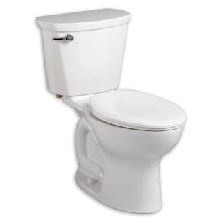 American Standard Cadet White Porcelain 2-piece Toilet