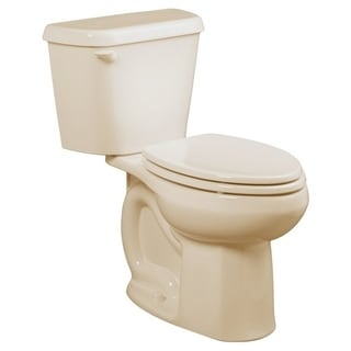American Standard Colony Bone Porcelain Toilet