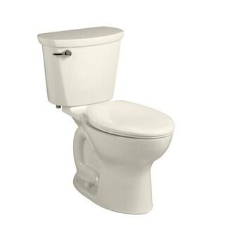 American Standard Cadet 215CA.004.222 Linen Porcelain Elongated 2-piece Toilet