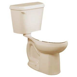American Standard Colony El 12R 6L Combo 221CA.004.021 Bone Porcelain Toilet