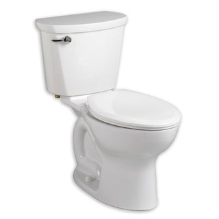 American Standard Cadet 215CA.004.020 White Porcelain Elongated 2-piece Toilet