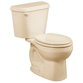 American Standard Colony Bone Porcelain Toilet