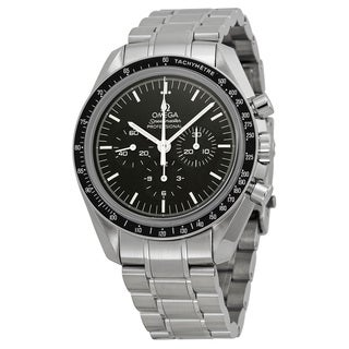 Omega Men's 31130423001006 Speedmaster Black Watch
