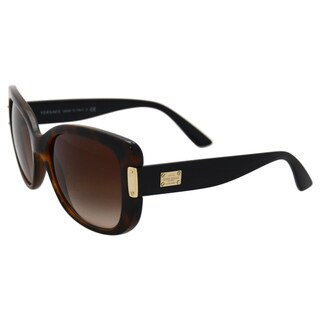 Versace VE 4311 5148/13 - Havana/Brown by Versace for Women - 56-18-140 mm Sunglasses
