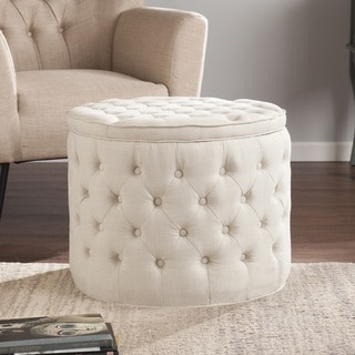 Harper Blvd Bellman Tufted Storage Ottoman