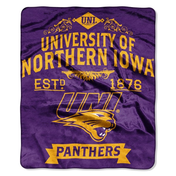 COL 704 Northern Iowa Polyester Raschel Throw