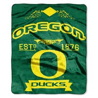 COL 704 Oregon Label Raschel Throw