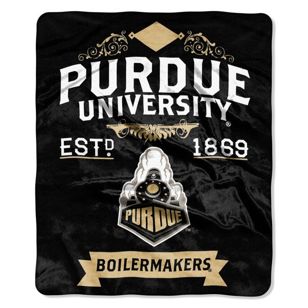 COL 704 Purdue University Throw