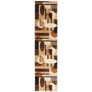"Home Dynamix Tribeca Collection Contemporary Area Rug - 1'9""x7'2"""