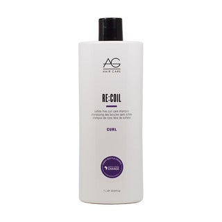 AG Curl Recoil Sulfate-free 33.8-ounce Shampoo