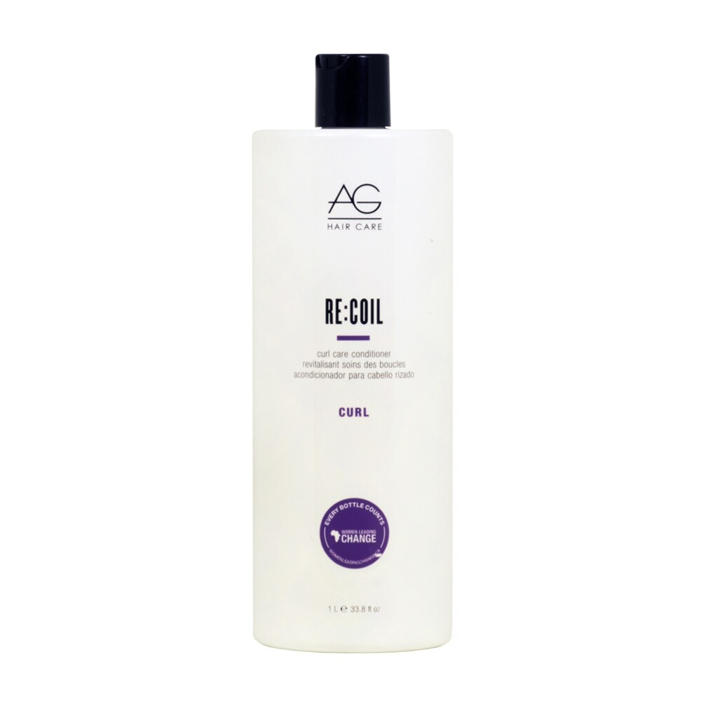 AG HAIR AG Curl Recoil 33.8-ounce Conditioner (33.8oz), S...