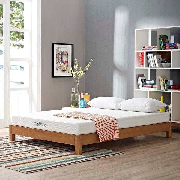 Shop Aveline 6-inch Gel Memory Foam King-size Mattress